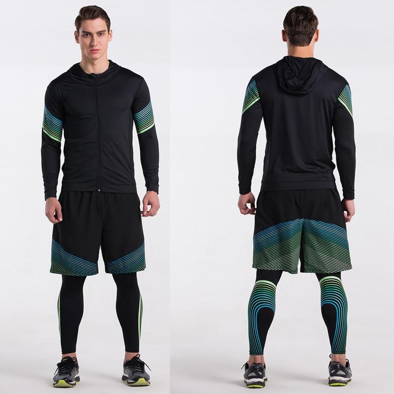 მამაკაცი აწარმოებს - სპორტული ტანსაცმელი და აქსესუარები - ფოტო 2