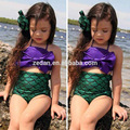 mermaid outfit Bikini Set Child's Swimwear baby's Swimsuit Swimming Costumes Girls Kids Mermaid Swim