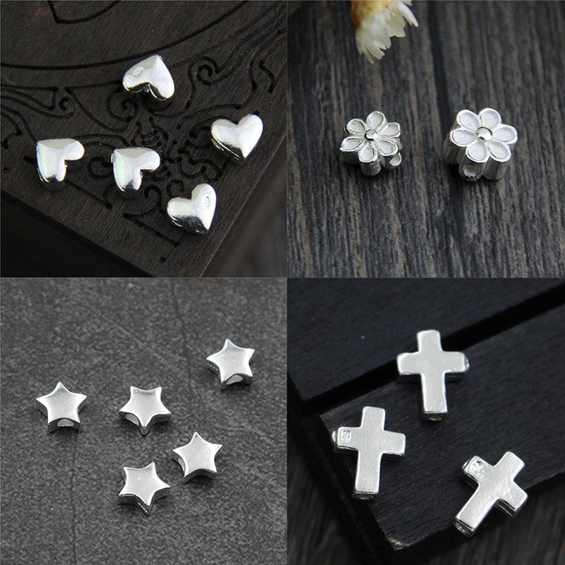 Wholesale 29//63Pcs Tibetan Silver heart  Charms  15mm Lead-free