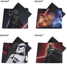 MaiYaCa Dark Vader Star Wars Rubber Mouse Pad  Desk Mat 18*22cm and 25*29cm