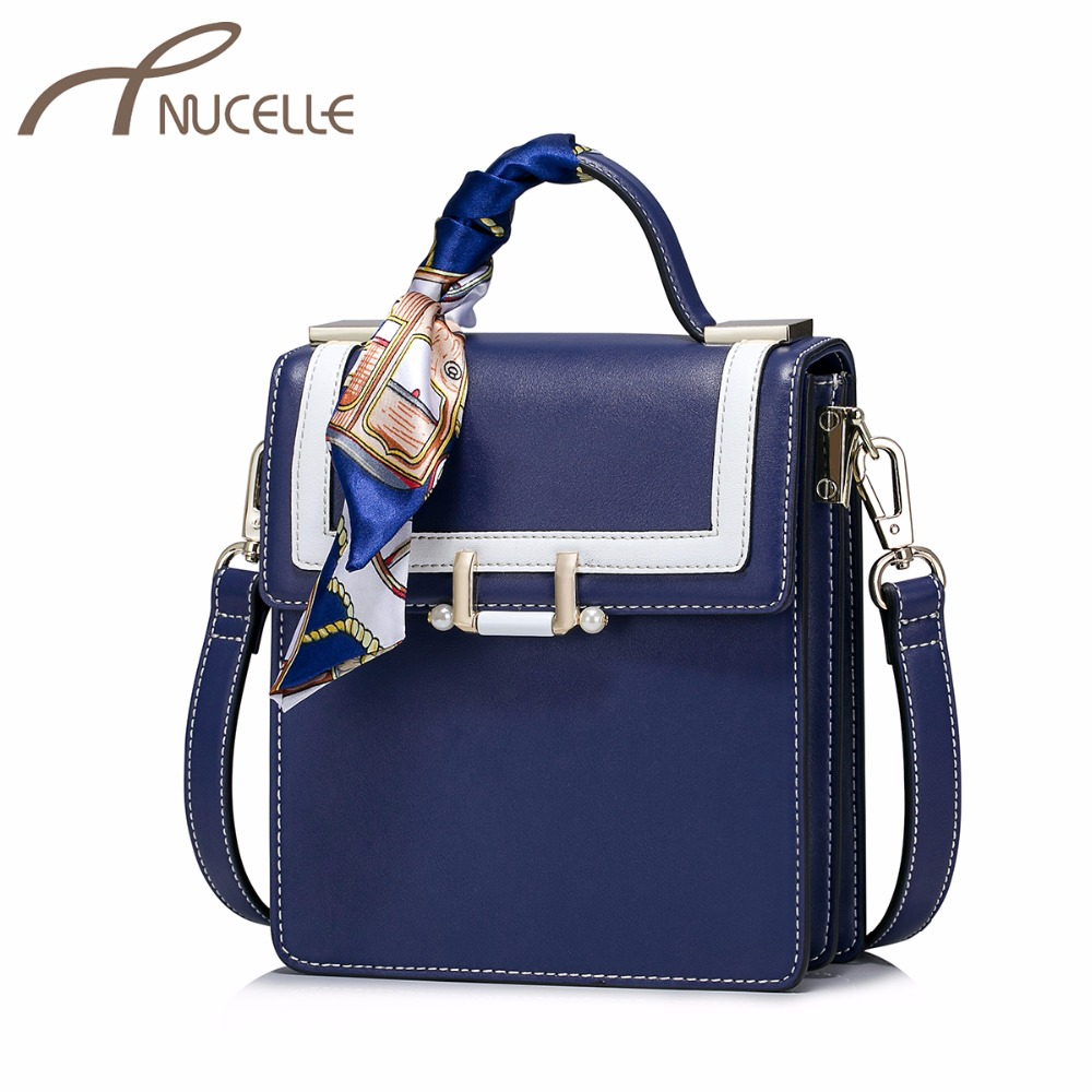 NUCELLE Ladies Fashion Patchwork Flap Messenger Tote Purse Female Phone Mini Shoulder Bags NZ4089 Women's PU Leather Handbags carbide woodworking router bit buddha beads ball knife woodworking tools wooden beads drill tool