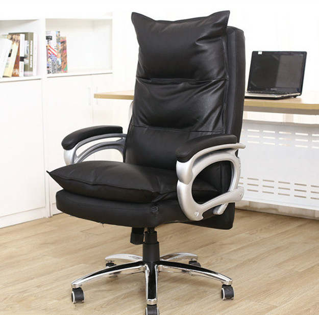 Luxurious and comfortable massage chair Home office chair Adjustable height Ergonomic boss seat Furniture swivel chair modern adjustable swivel salon massage spa seat tattoo medical chair stool leather seat and back massage swivel chair furniture
