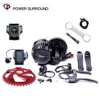 Special Offer Bicicleta Eletrica 8fun Bafang 48V/52v 1000w Bbshd/bbs03 Electric Bike Kit Mid Drive Motor Kits For Or Fat Ebike