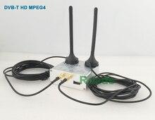 DVB-T HD MPEG4 Цифровой ТВ-Ящик для Автомобиля Dvd-плеер (только соответствовать нашим dvd-плеер автомобиля)