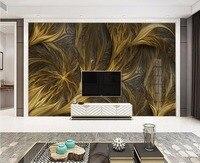 beibehang Custom Wallpaper Relief Abstract Line Texture TV Background Wallpaper Living Room Bedroom Mural photo 3d wallpaper