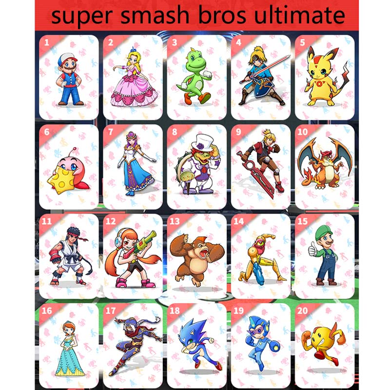 ᗔ New! Perfect quality super smash game and get free shipping