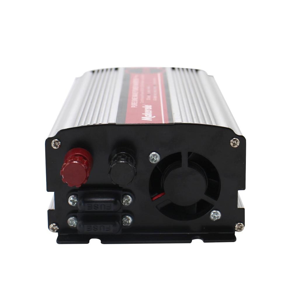 純粋な正弦波インバーター 600 ワット 12 V 24 V 48 V DC AC 110 V 220 V コンバータスマートシリーズ太陽光発電 600 ワットサージ電力  グループ上の 家のリフォーム からの インバーター & コンバーター の中 3