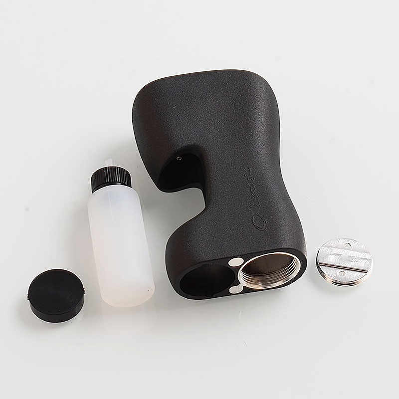 Newest Limelight Freehand Gloom Style Squonk Mechanical Box Mod with 8ml silicone Squonk Bottle fit 24mm Electronic Cigarette