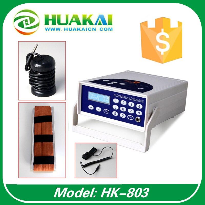 Guaranteed 100% High Quality Ion Ionic Detox Foot Spa Machine guaranteed 100