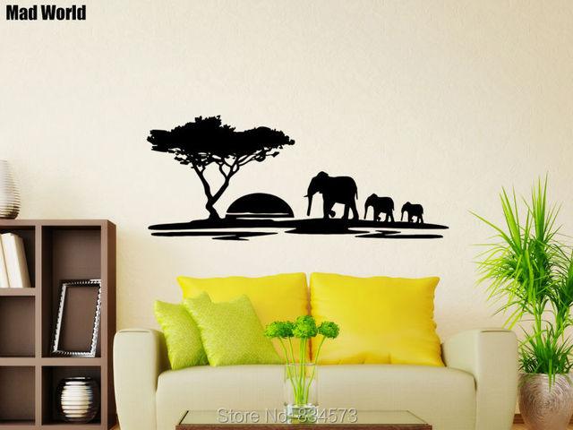 Amazing Jungle Wall Decor Ornament - All About Wallart - adelgazare.info