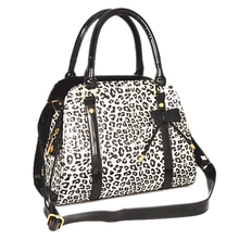 Wholesale10*women handbag pu leather shoulder bag leopard messenger Bags handbags Women famous brands HS1158-black leopard