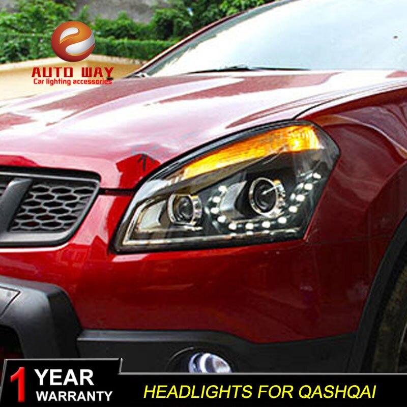 Nissan Qashqai fənərləri üçün avtomobil dizaynı üçün işıq - Avtomobil işıqları - Fotoqrafiya 6