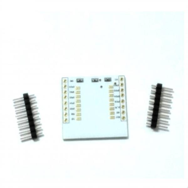 10pcs ESP8266 serial WIFI module adapter plate Applies to ESP-07, ESP-08, ESP-12