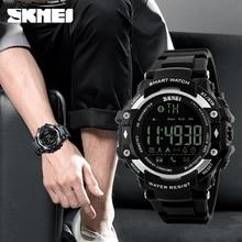 Smart Watch Nouveaux hommes Sport Bracelet SKMEI 1226 Montres Message D'appel Rappel podomètre Calories bluetooth montre étanche