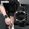 Smart watch nuevos hombres skmei 1226 relojes de pulsera deportivo llamada mensaje recordatorio reloj podómetro calorías bluetooth impermeable