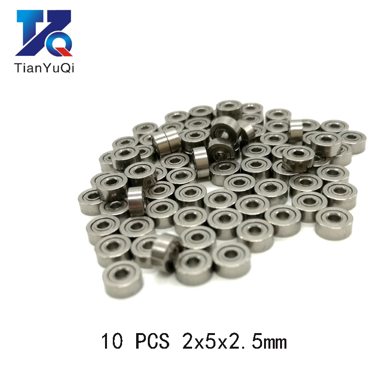 MINI 4WD 520 Ball Bearing /Self-made Parts Tamiya MINI 4WD 520 Ball Bearing For MINI 4WD Aluminium Roller 10pcs/lot