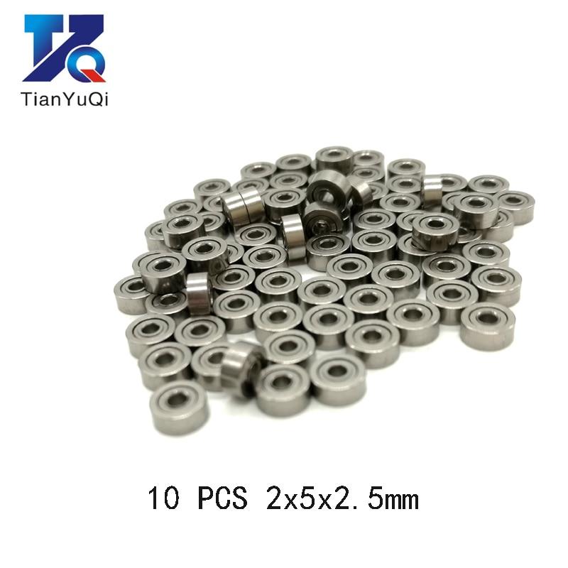MINI 4WD 520 Ball Bearing /Self-made Parts Tamiya MINI 4WD 520 Ball Bearing For MINI 4WD Aluminium Roller 10pcs/lot