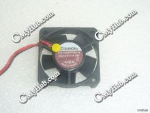 Genuine For SUNNON KD1204PFB3 8 DC12V 0.5W 2pin 2wire 4010 40X40X10MM Cooling Fan(China)