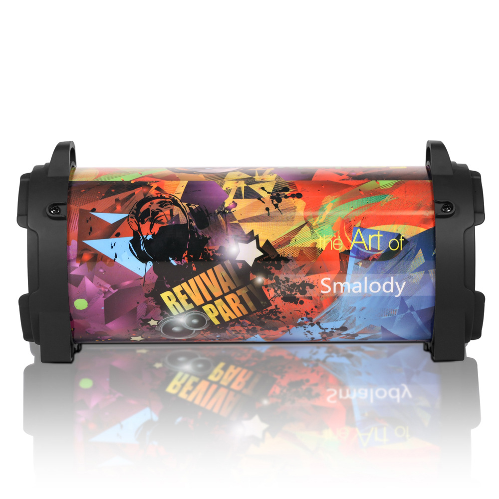 Bass Outdoor Bluetooth Speaker Wireless Sports Portable Subwoofer Bike Car music Speakers Radio FM Mp3 player Hot Sale