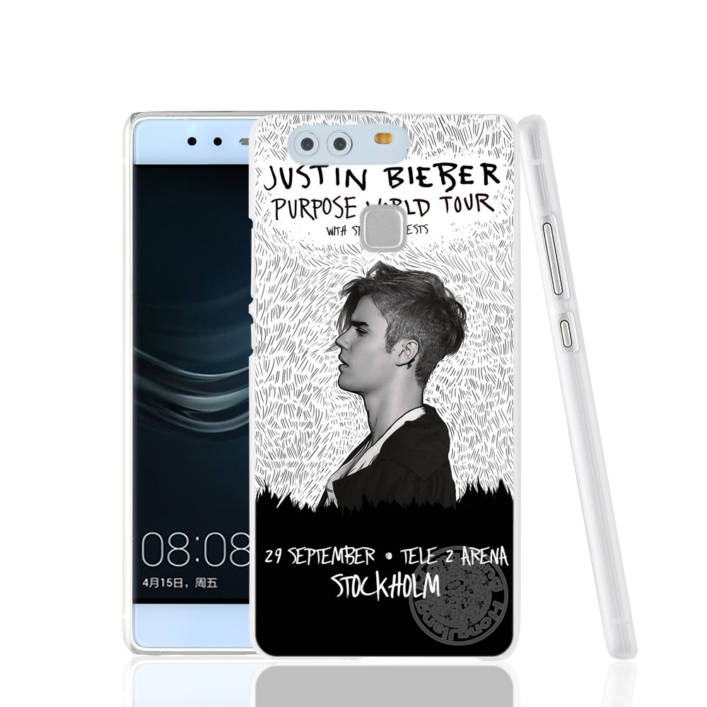 Cellphones & Telecommunications Phone Bags & Cases Hameinuo Justin Bieber Purpose Tour Cover Phone Case For Huawei Ascend P7 P8 P9 P10 Lite Plus G8 G7 Honor 5c 2017 Mate 8 Latest Technology
