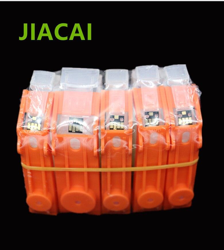 Hot Sales Refillable Ink Cartridge PGI-5BK CLI-8 BK C M Y For CANON PIXMA IP4200 IP4500 IP5300 IP4200 IP4300 IP3300 Printer free shipping pgi 725bk cli 726bk c m y gy compatible for canon ink cartridge for canon mg5270 mg5170 mg6170 mg8170 mg5370