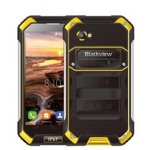 "Blackview bv6000 smartphone 4g lte wodoodporna ip68 4.7 ""HD MT6755 Octa Android 6.0 Telefon 3 GB RAM 32 GB ROM Russian in stock"