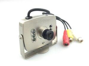 Image 5 - CCTV Lente de 2.8mm de Áudio e Vídeo HD 1000TVL Cor MIC Analógico IR MINI Câmera Do Carro