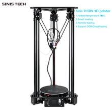 Free Shipping Smart Level Easy assemble High Precision OEM 3D Printer DIY Kits Fast Install Mini Impressora 3D Printer Free Ship цена