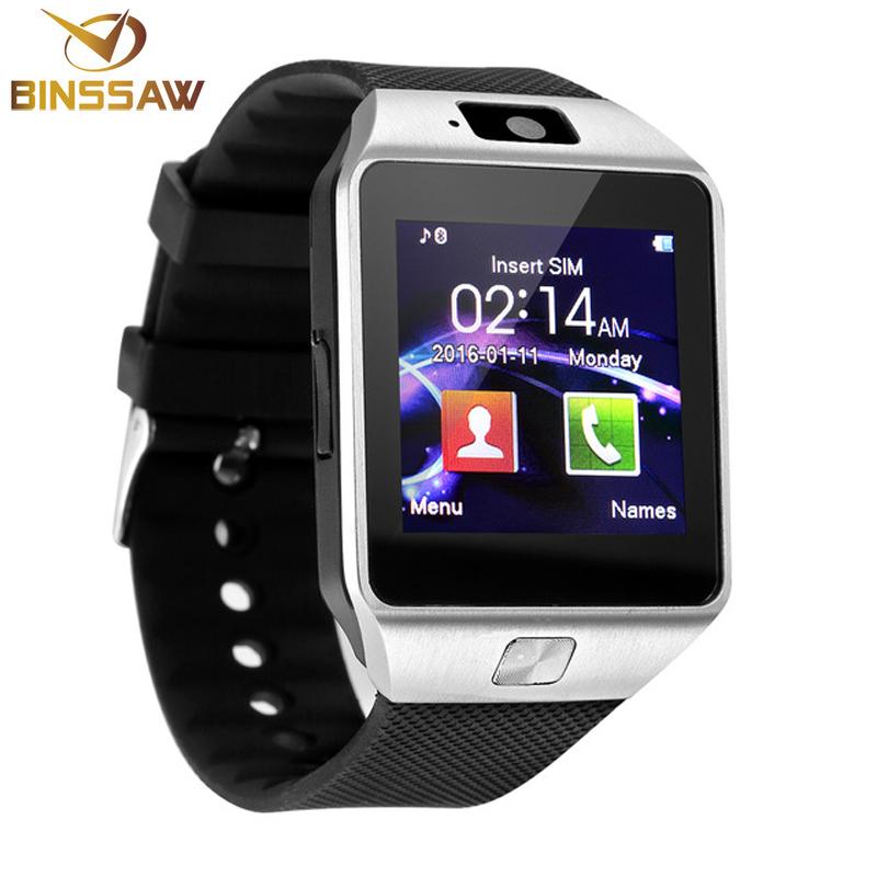 Prix pour Dispositifs portables Smartwatch Hommes Sport Numérique Montre Électronique Led Smart Montre Soutien SIM/TF Carte Bluetooth 3.0 Montre-Bracelet