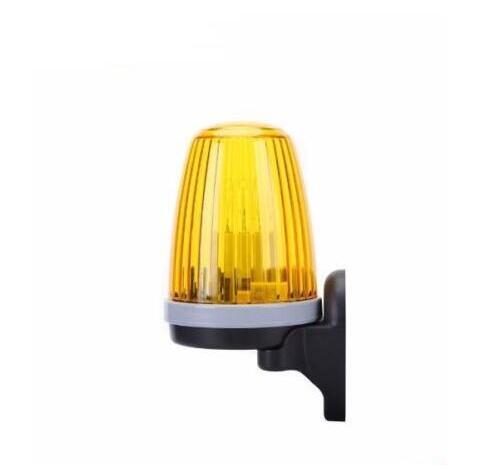 yellow signal alarm light strobe flashing emergency warning lamp