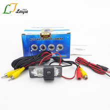 Laijie Car Rear View Camera For BMW X5 E53 E70 / X6 E71 / HD Wide Lens Angle CCD Night Vision Reverse Parking Camera / NTSC PAL