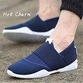 Venda quente 2016 Novos Homens Sapatos Da Moda Sapatos Casuais Apartamentos dos homens Confortáveis Sapatos de Verão Outono Masculino Gay