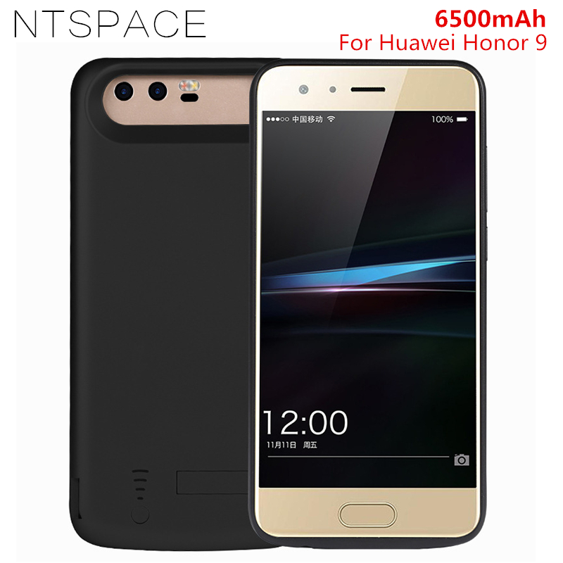 NTSPACE 6500mAh Ultra Thin Backup Power Bank Case For Huawei Honor 9 Portable Battery Charger