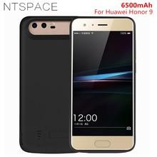 лучшая цена NTSPACE 6500mAh Ultra Thin Backup Power Bank Case For Huawei Honor 9 Portable Battery Charger Case For Huawei Honor 9 Power Case