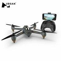 Hubsan-Dron sin escobillas H501M X4 Waypoint, WiFi, FPV, GPS con cámara HD de 720P, cuadricóptero de carreras, RTF VS H501S
