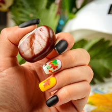 DIY Nail Style Gel Polish