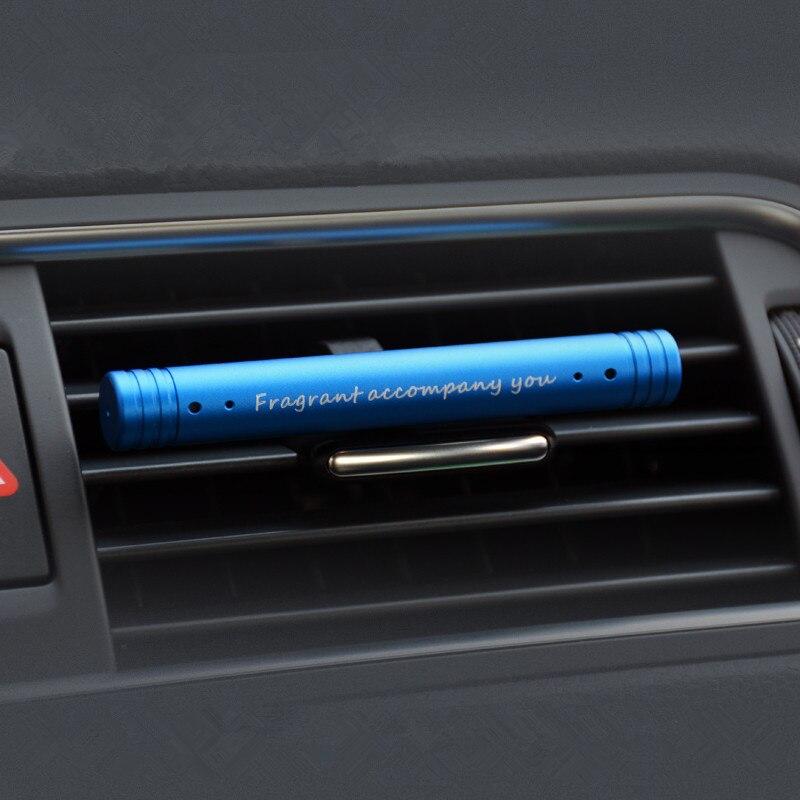 AUTOSON Car Vent Perfume Balm Car Air Condition Outlet Freshener Fragrance Newest High-grade Magic Wand Car Diffuser Fragrance