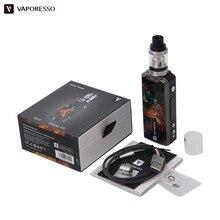 100% D'origine Vaporesso Tarot Mini Kit Tarot Mini Boîte Mod 80 w avec 2 ml VECO EUC Réservoir avec ECO Universal Bobine