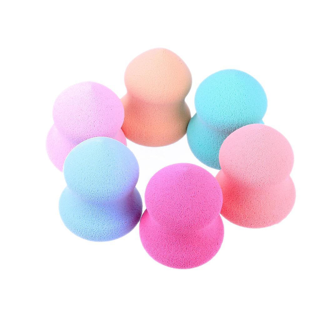 VIBRANT GLAMOUR Cosmetic Puff Powder  Makeup Sponge Beauty Foundation Blending Spongefor Liquid Cream