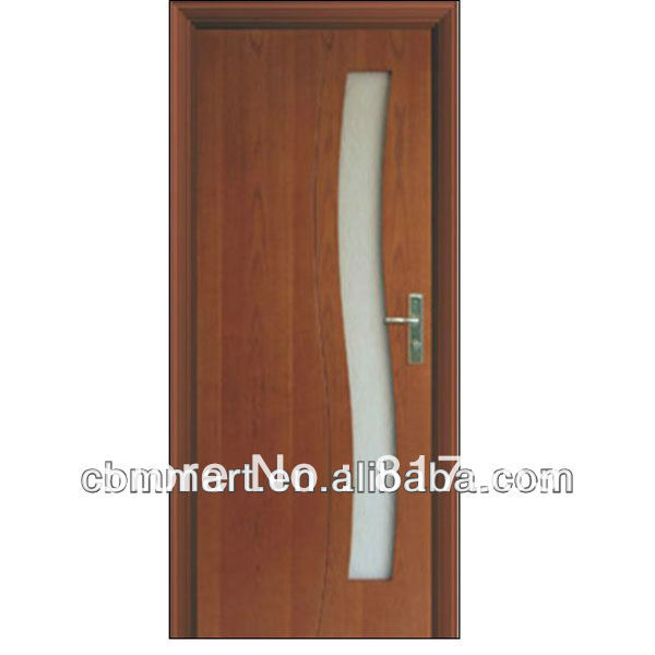 Vidrios para puertas interiores asombroso vidrios para for Puertas de madera con vidrio para interior