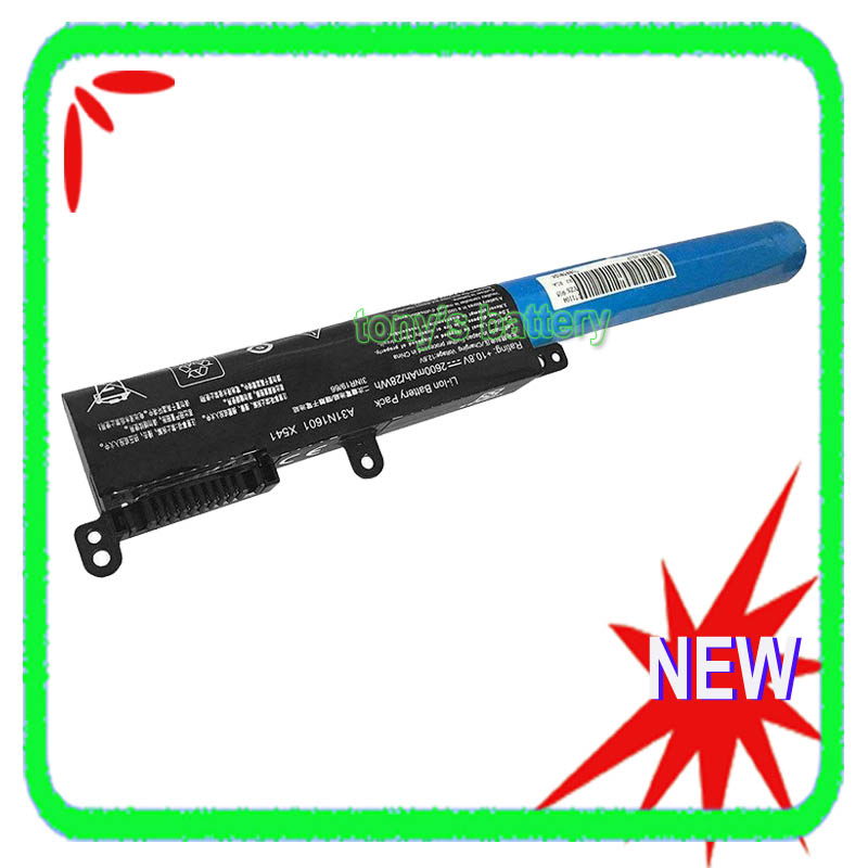 New A31N1601 Battery For ASUS X541 X541U X541S X541UA X541UV X541SC R541UJ R541UA F541UA