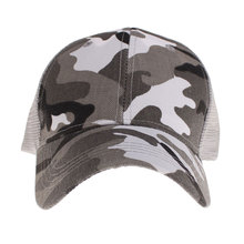 New Fashion Adjustable Unisex Camouflage  Cap Hat Baseball Men Women Casual Desert Leisure