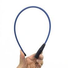 Blau gain antenne SMA F 400 470 MHZ antenne für baofeng UV5R A58 BF9700 UV82 BF888S UV6R radios
