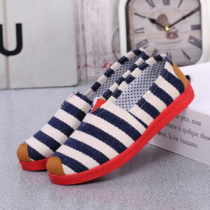 New Women's fashion Espadrilles Slip-On Boat Flat Flats Fisherman Weave Casual Canvas Loafers oxford Lazy woman shoes genshuo women flats shoes casual round toe loafers fisherman espadrilles lazy hemp rope weave shoes woman black pink black pink