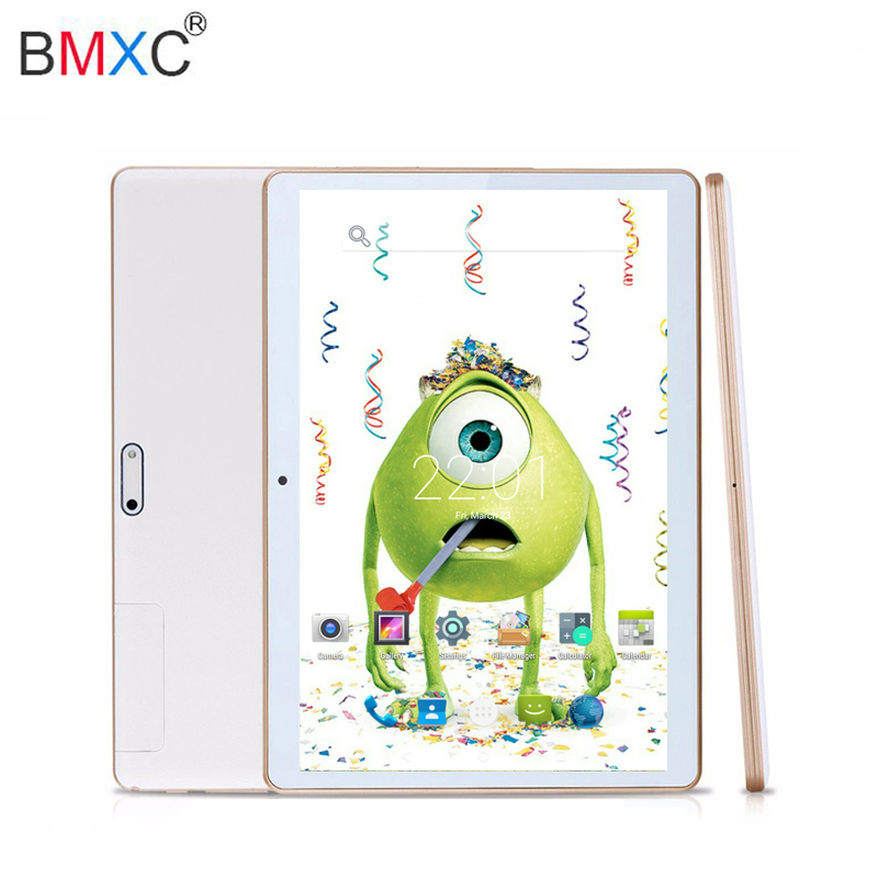 Phone Call 10 Inch Tablet pc Android 5.1 Original 4G LTE Android Octa Core 4GB RAM 32GB ROM WiFi FM IPS LCD 4G+32G Tablets Pc 2017 newest bobarry s116 4g lte android 6 0 10 1 inch tablet pc octa core 4gb ram 128gb rom ips tablets computer mt8752