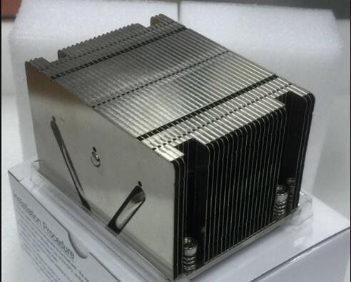 SNK-P0048PS X9 X10 2U Passive CPU <font><b>Cooler</b></font> Narrow ILM LGA2011 2U Passive Heatsink for <font><b>Sockets</b></font> LGA <font><b>2011</b></font> for Server CPU Heatsink image