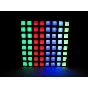 Image 4 - E & M 16777 K Kleur Vierkante Dot Matrix RGB LED Display Colorduino STM 6 cm 8*8 Pixel IDE Brandende Gemeenschappelijke Anode Module