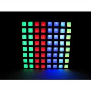 Image 4 - E & M 16777K اللون مربع نقطة مصفوفة RGB LED عرض Colorduino STM 6 سنتيمتر 8*8 بكسل IDE حرق الأنود المشترك وحدة