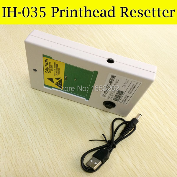 Popular reset tools For OCE IH035 Printhead use for canon PF04 PF05 use for OCE 2136 printer chip resetter fit for ih 035 for canon print head reset canon oce 2236