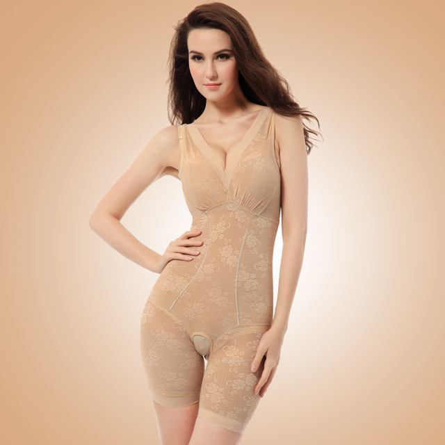 2016 Señora shapers ropa interior femenina de moda sexy sujetador corsé de la cintura abdomen B-1572 vestido Siamés adelgaza más el tamaño el envío libre